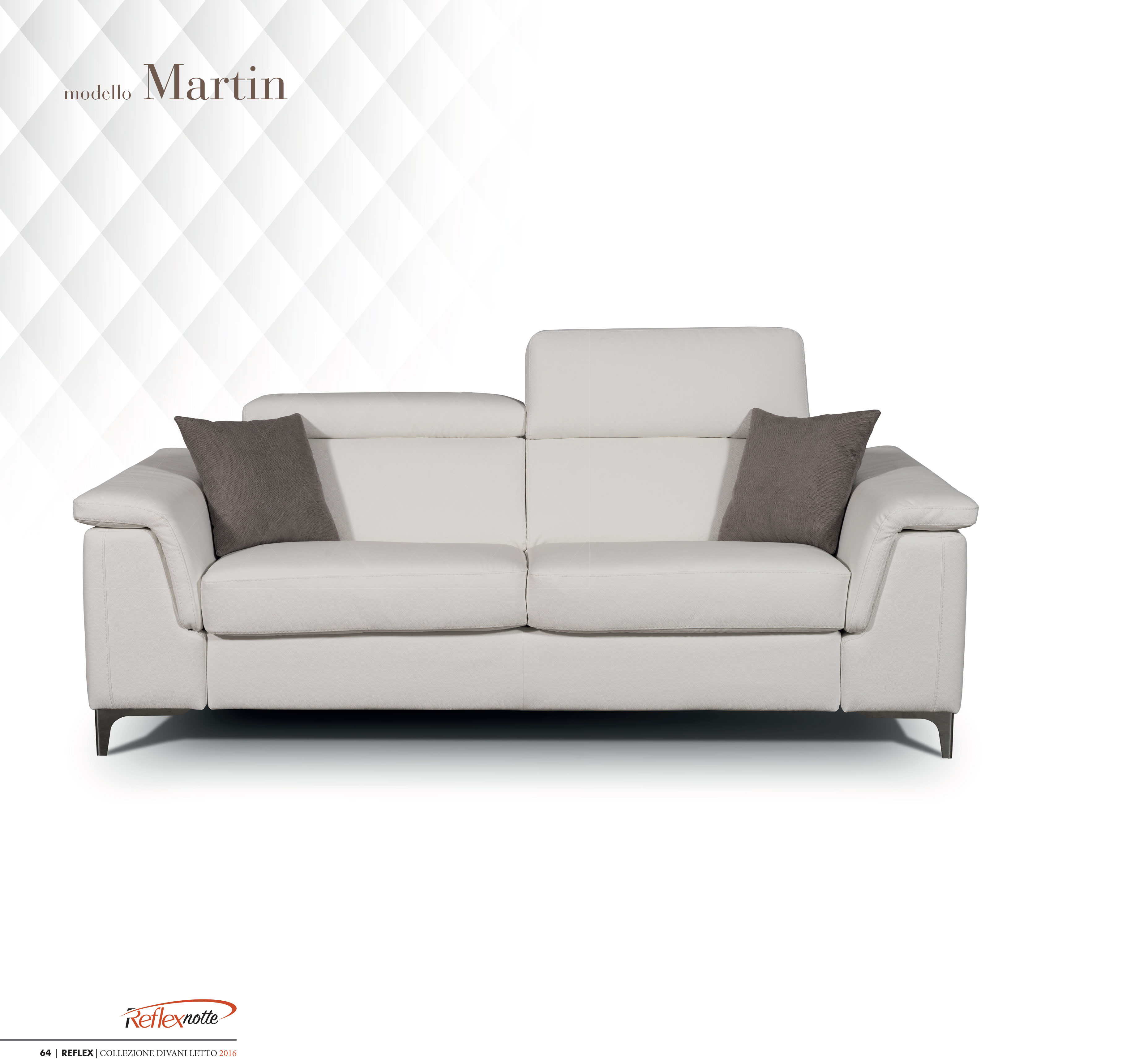 Divano letto modello martin - Divano martin colombini ...